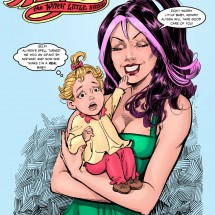 <strong>30 pages, Color, US$9.00</strong>