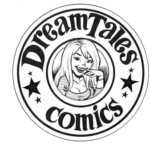DreamTales Logo Girl